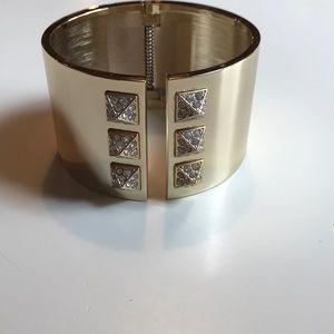 Victoria's Secret gold cuff